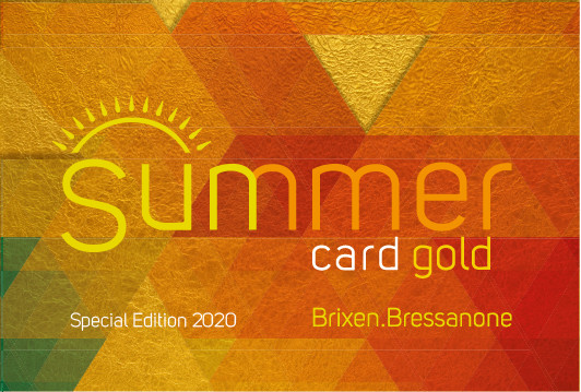 Estate da vivere con Summercard Gold e Silver